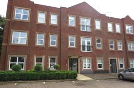 Wood Street, Webb Ellis Place, Rugby