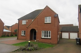 Durrell Drive, Cawston, RUGBY