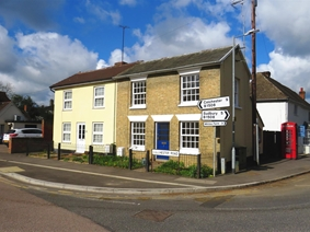 Colchester Road, BURES
