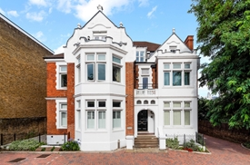Putney Hill, London