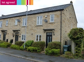 Aireville Terrace, Burley in Wharfedale, Ilkley