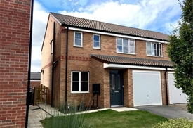 Mulberry Close, SELBY