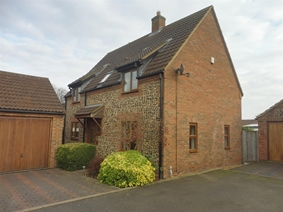 The Old Bakery Close, Methwold, THETFORD