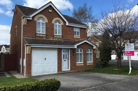 Willow Drive, Messingham, SCUNTHORPE
