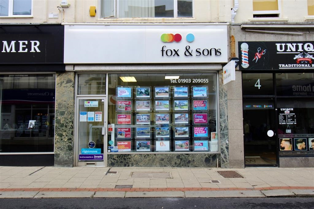 R Fox And Sons Estate agents in Worth...